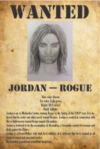 Wanted Jordan