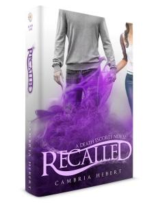Recalled hardback