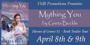 Mything You Book Trailer Tour Banner