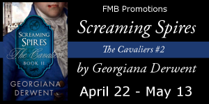 Screaming Spires Two Week Tour Banner