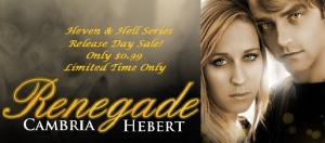release day promo Renegade