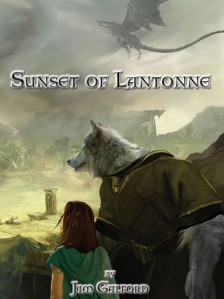 Sunset of Lantonne - v2 cover