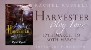 Harvester Tour Banner