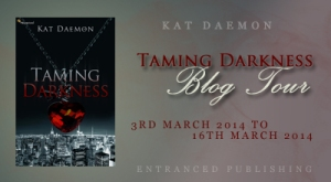 Taming Darkness Tour Banner