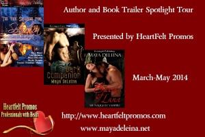 Author and Book Trailer Spotlight Tour Button 2014