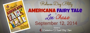 Americana Fairy Tale by Lex Chase Release Day Blitz Banner